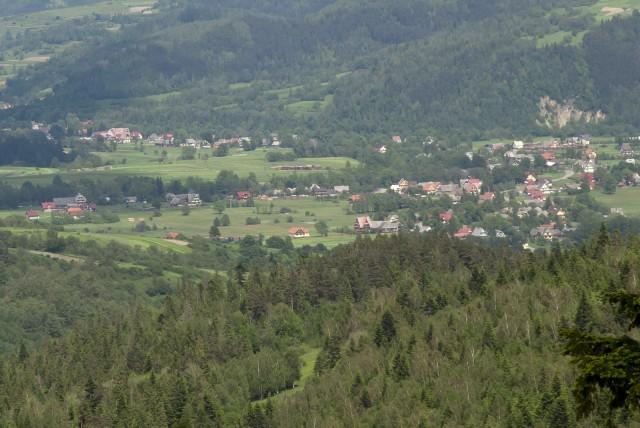 Gmina Bystra-Sidzina - kliknij żeby powiększyć