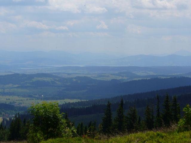 Jezioro Orawskie - kliknij żeby powiększyć
