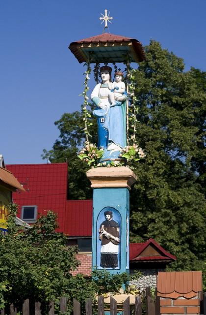 Kapliczka na Sołtystwie - kliknij żeby powiększyć