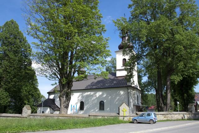 Kościół - kliknij żeby powiększyć