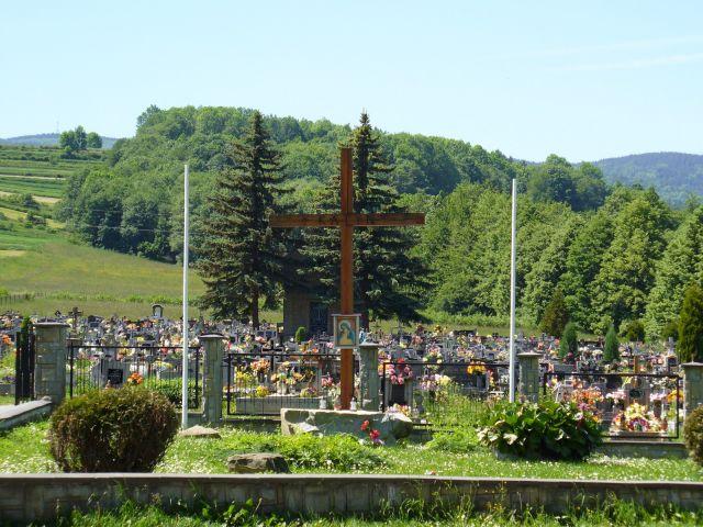 Krzyż katyński - kliknij żeby powiększyć