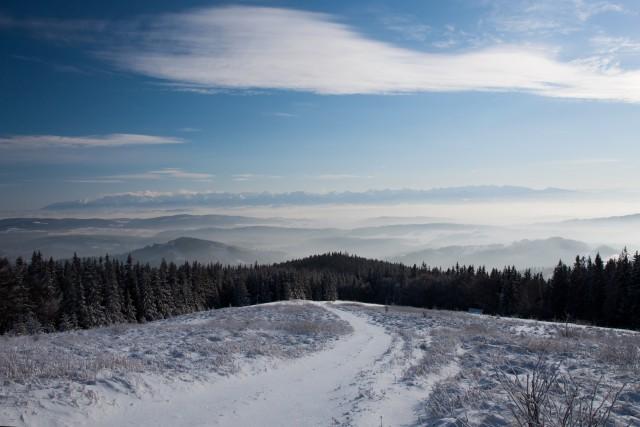 Panorama Tatr - kliknij żeby powiększyć