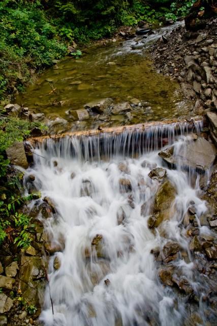 Potok Kamycki - kliknij żeby powiększyć