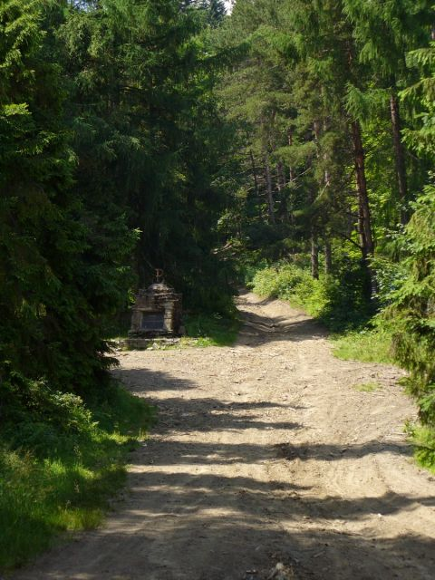 Przełęcz Malinowe - kliknij żeby powiększyć