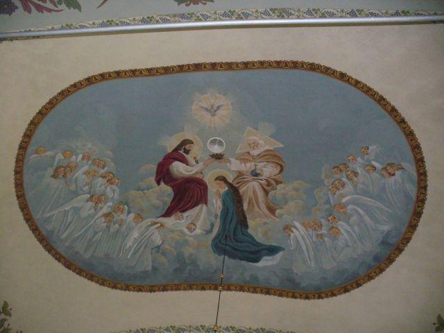 Ukoronowanie Najświętszej Maryi Panny - kliknij żeby powiększyć