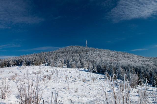Zimowa Okrąglica - kliknij żeby powiększyć