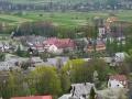 Centrum wsi w Sidzinie