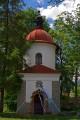 Gruba kapliczka w Sidzinie