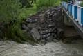 Podmyty most w Sidzinie