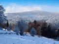 Zima w pełni w Sidzinie