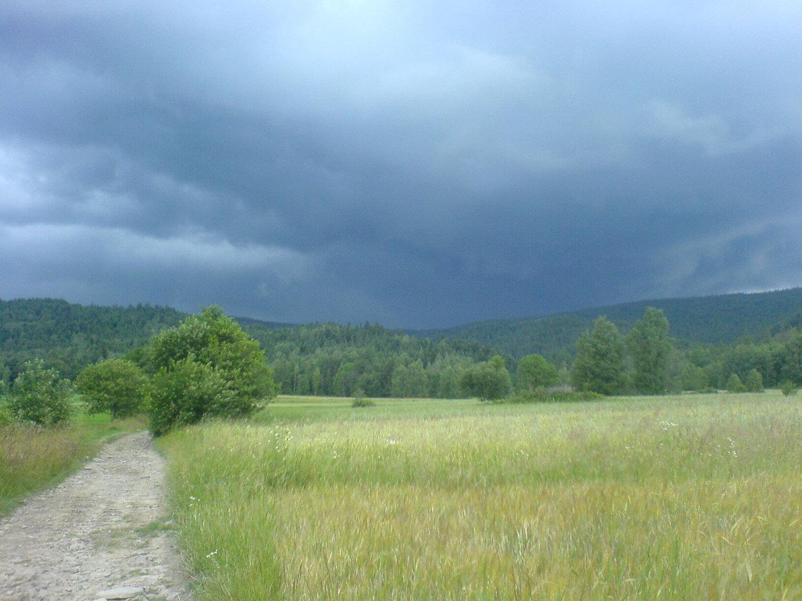 Będzie burza