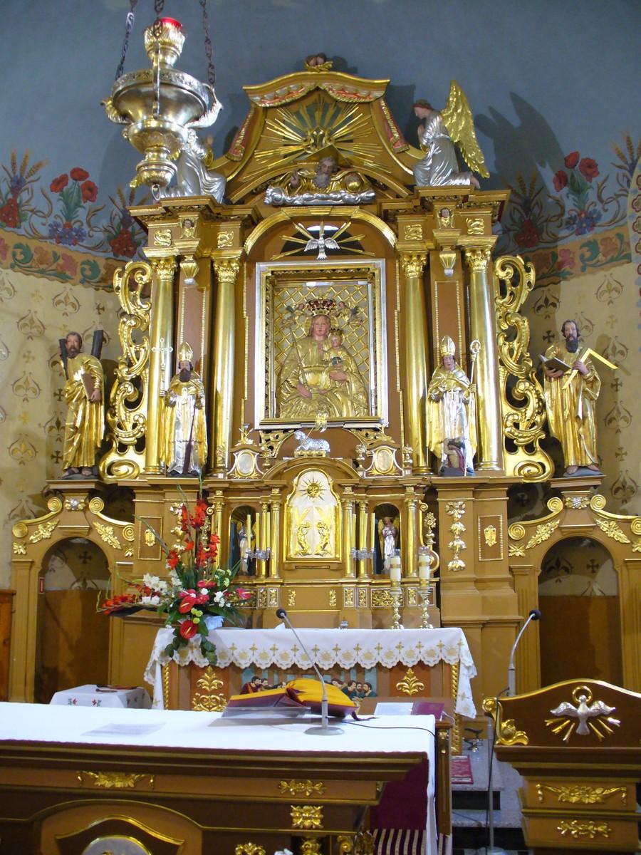Główny ołtarz