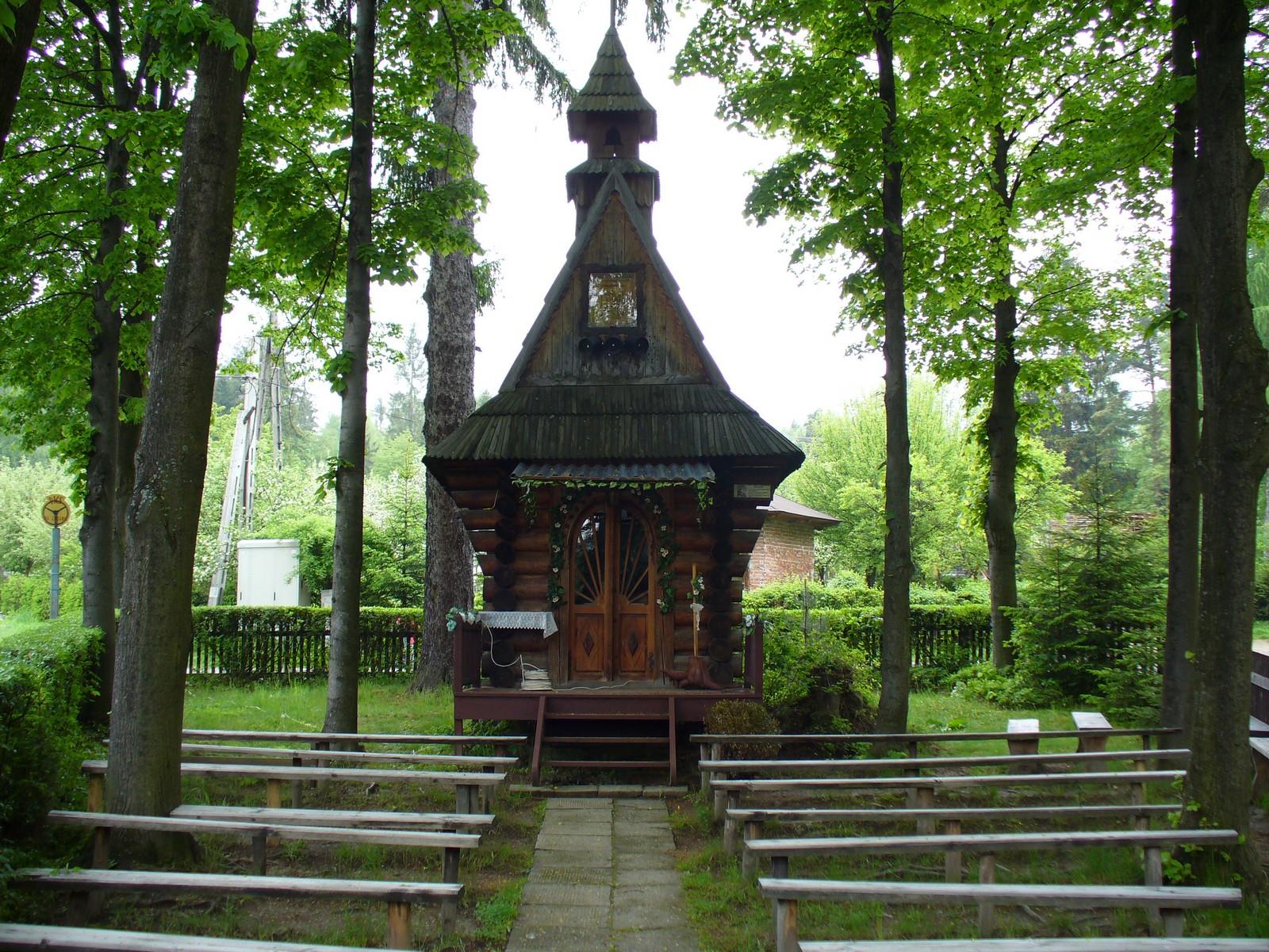 Kaplica na Bińkówce