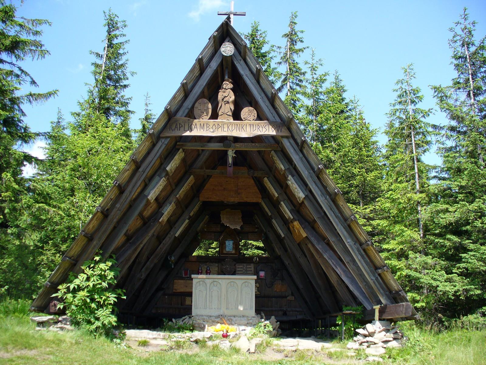 Kaplica pod Okrąglicą