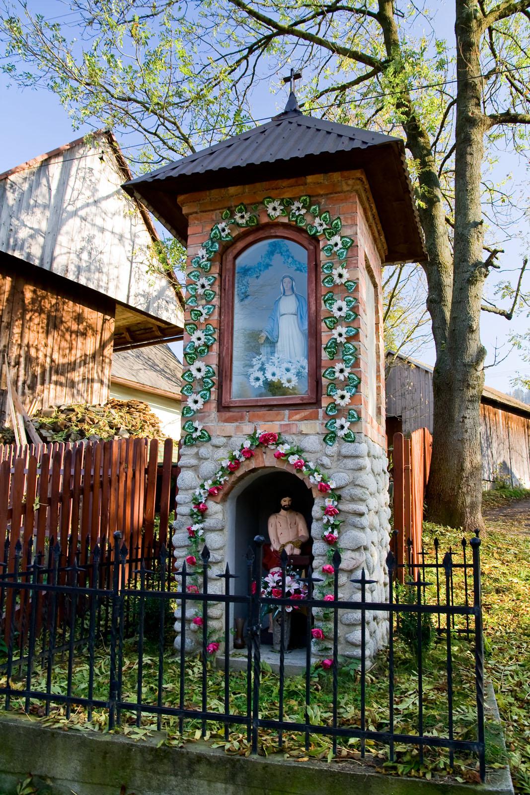 Kapliczka na Roli Majowej