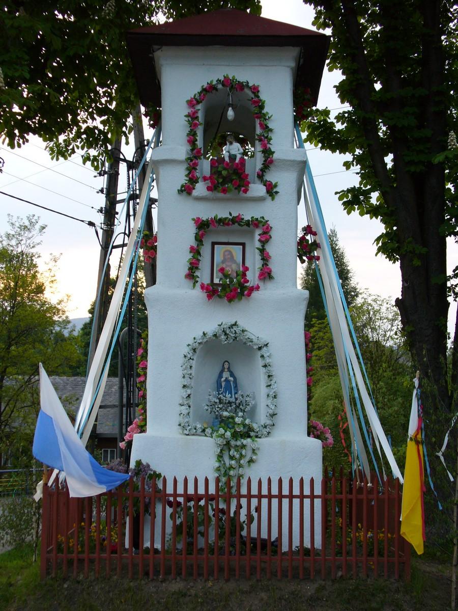 Kapliczka na Sołtystwie