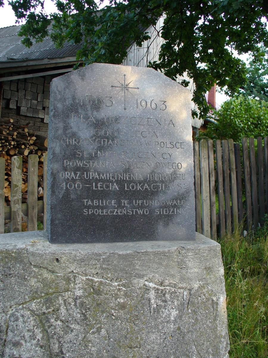 Pomnik pod Dębem