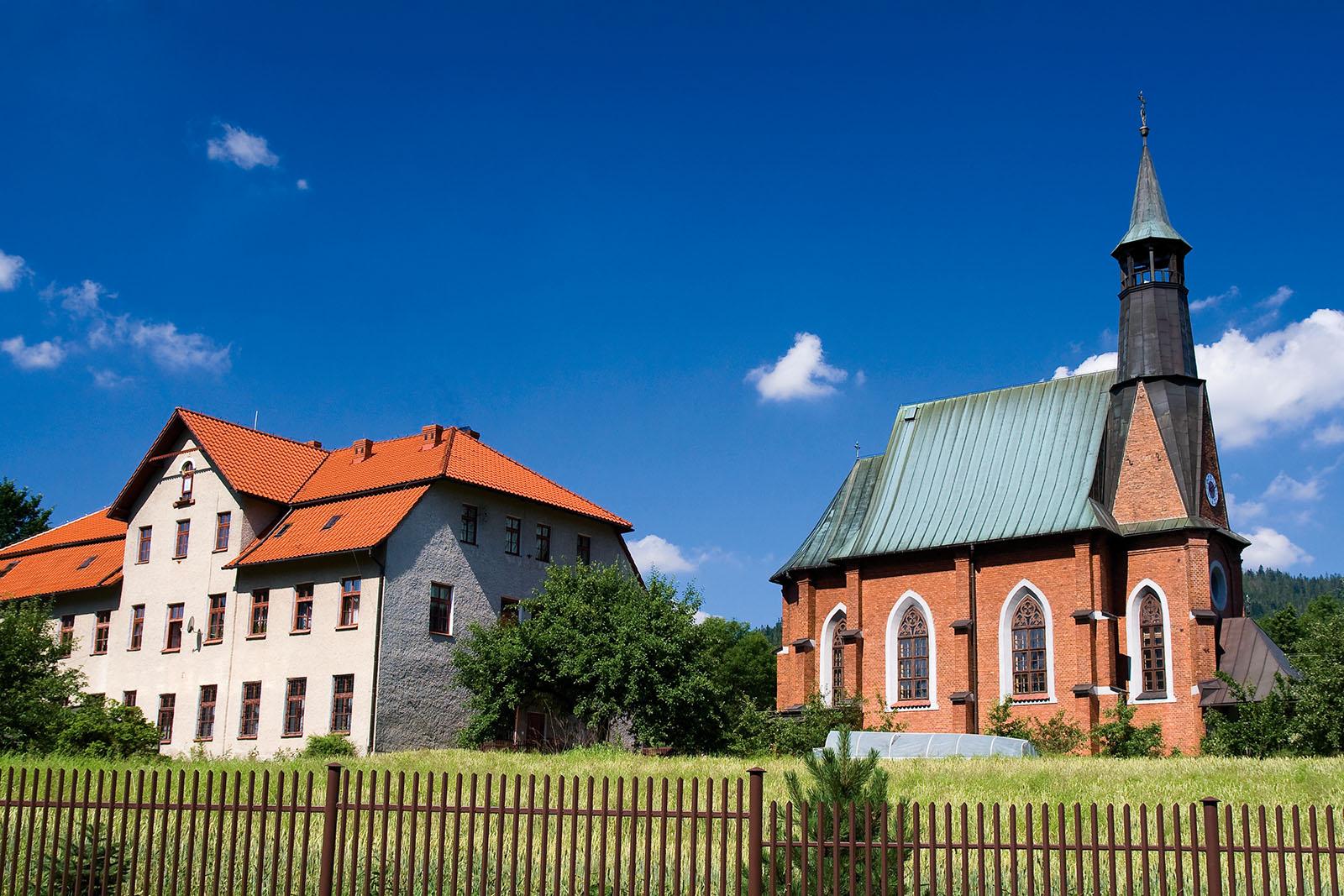 Szkoła i kaplica