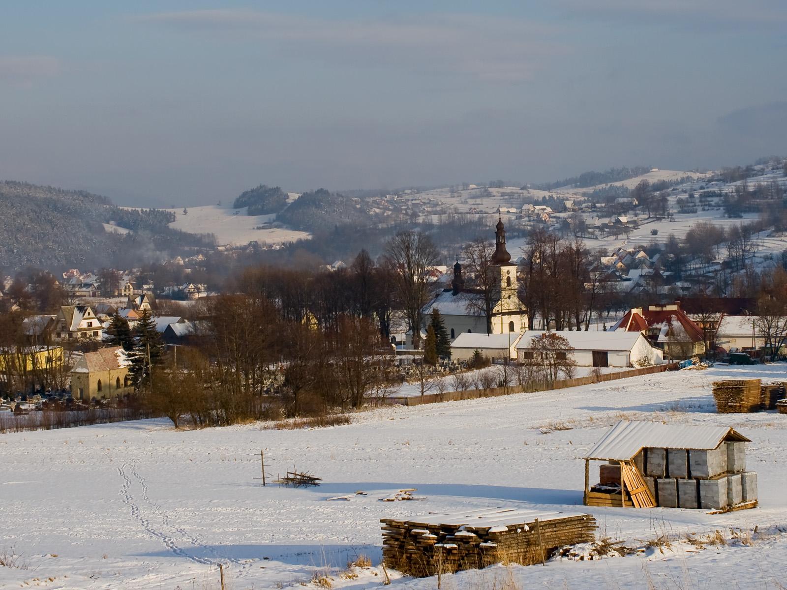 Zimowe centrum